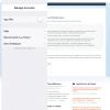 ownCloud iOS App iPad Settings