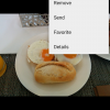 ownCloud Android App Gallery and Menu
