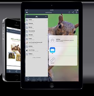 ownCloud iOS App