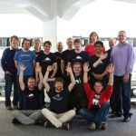 ownCloud Hackaton group photo