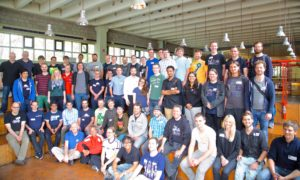 ownCloud Contributor Conference Group Picture