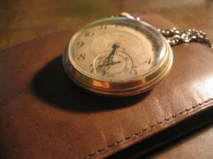 Time and money by Delwin Steven Campbell
