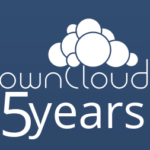 ownCloud is five years old!