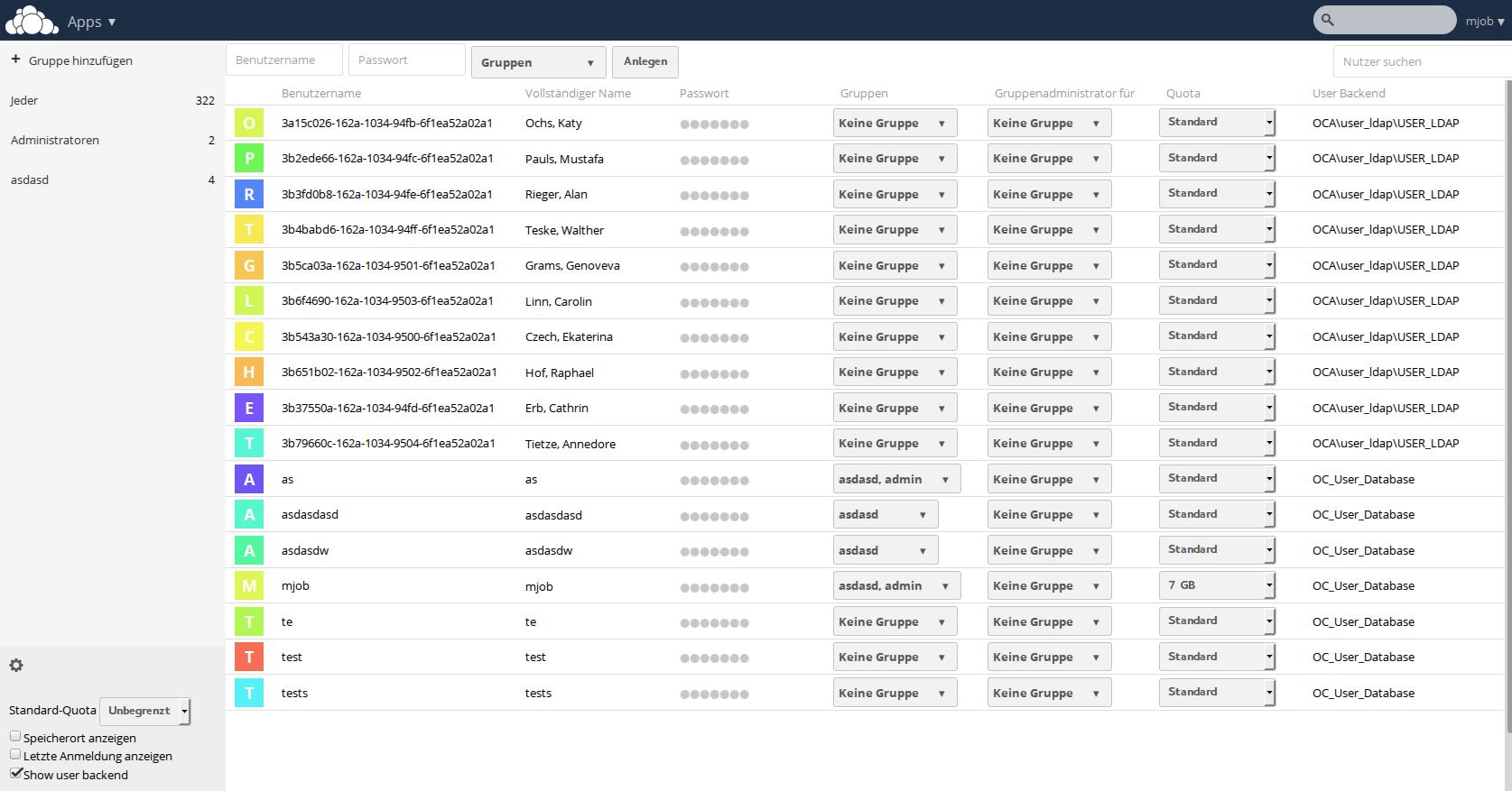 ownCloud development over December – ownCloud