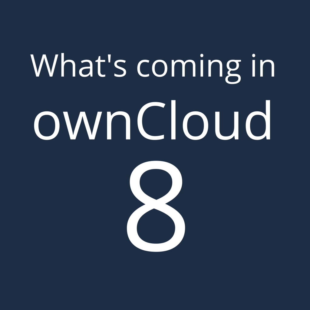 ownCloud 8 image