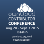 ownCloud Contributor Conference 2015 Dates Announced, Registration Open