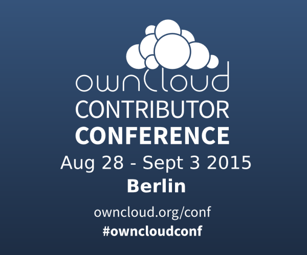 ownCloud Contributor Conf banner