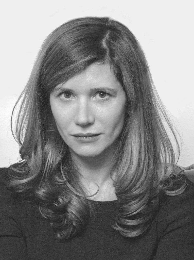 Angela Richter (photo by Elfie Semotan)