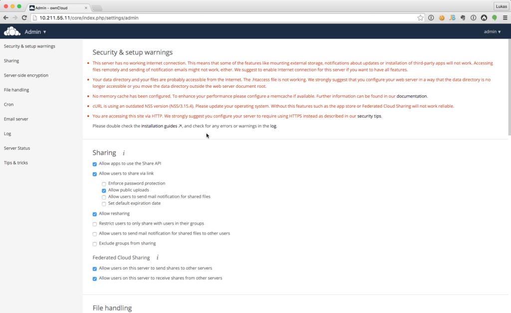 openSSL/NSS warnings