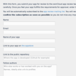 App Store Changes in ownCloud 8.1