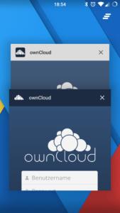 Prettier ownCloud tabs!