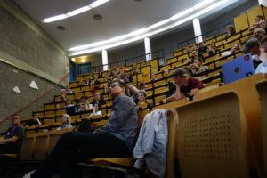 keynote room