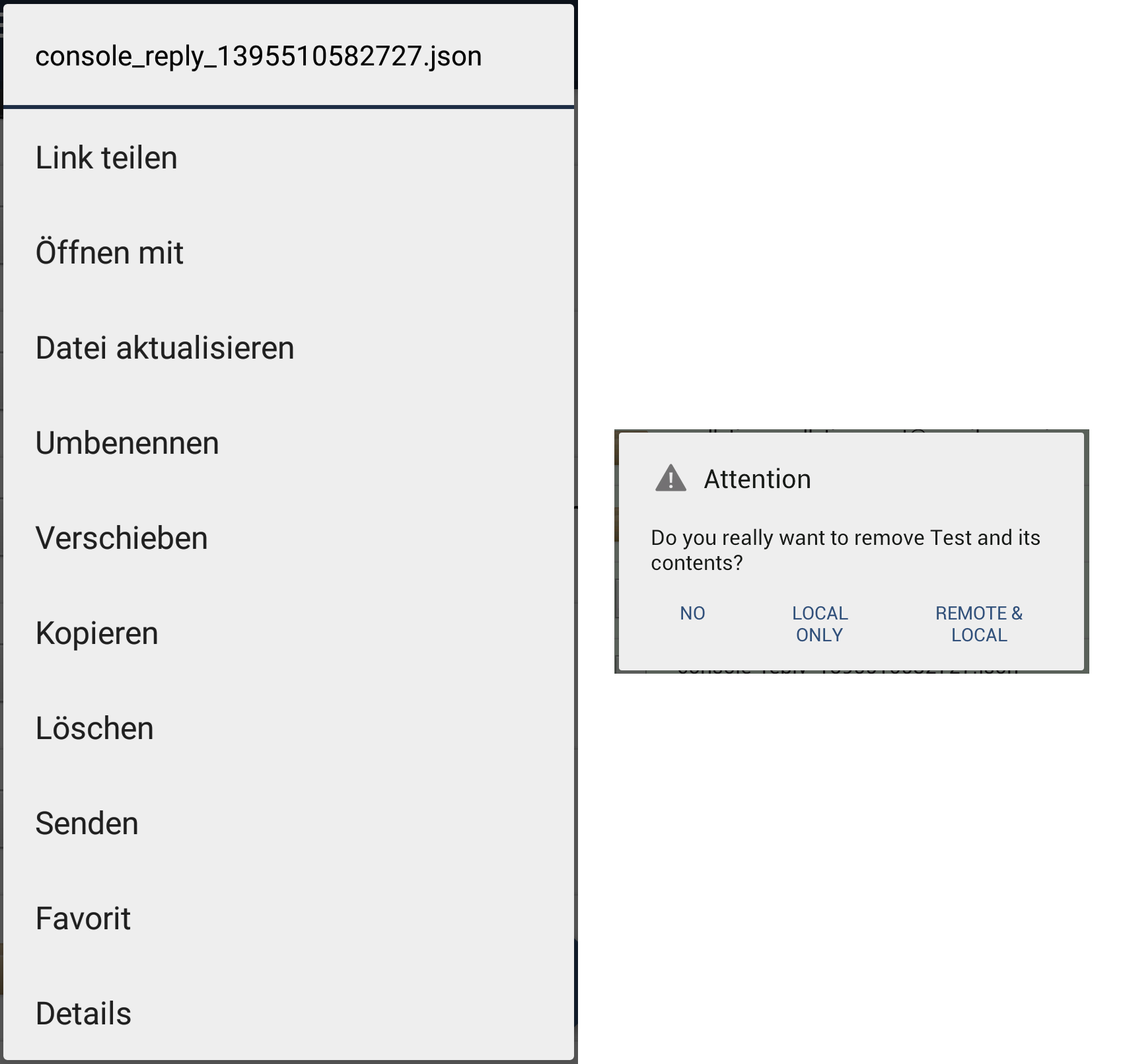 Material Design and File Copy in the Latest ownCloud Android