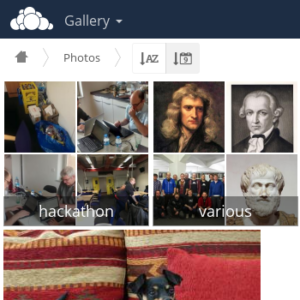 much improved gallery