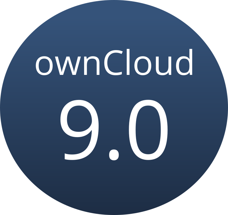 ownCloud 9.0 round