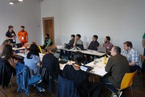 Workshop at OTS 2015