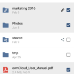 ownCloud Android Client 2.1 Improves Access to Data