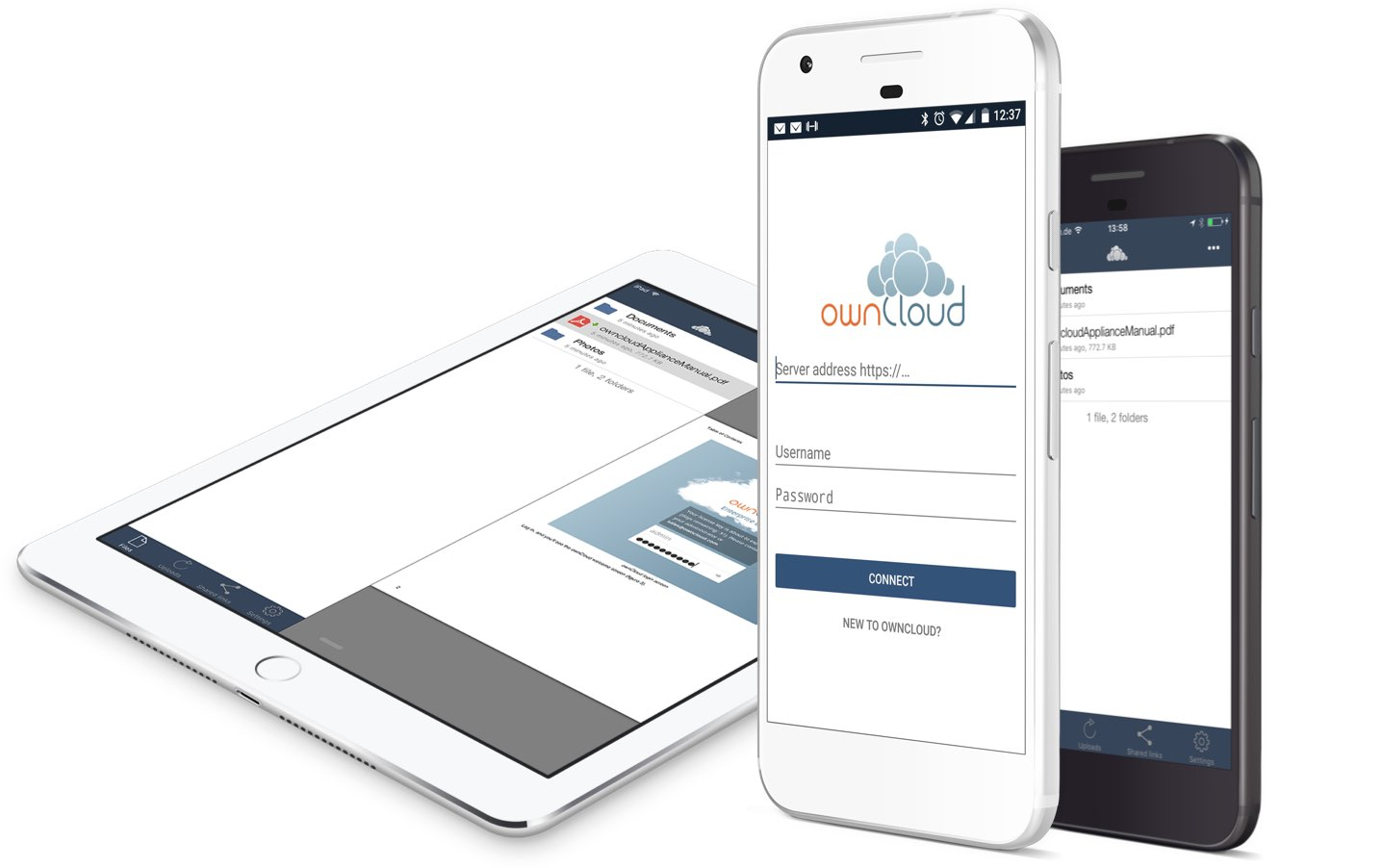 ownCloud Mobile Client – Secure Enterprise File Sync and Share – Sichers Enterprise File Sync und Share | ownCloud