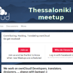 Think global, act local – join the ownCloud meetup program!