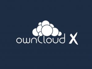 ownCloud-X-logo