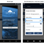 ownCloud Android 2.5.0 release. Now with oAuth2 support.