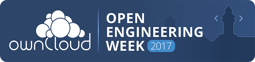 ownCloud Open Engineering Week 2017