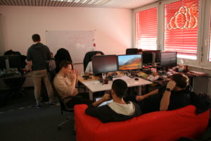 Developers at ownCloud Open Engineering Week