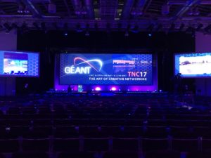 ownCloud at Geant TNC-17
