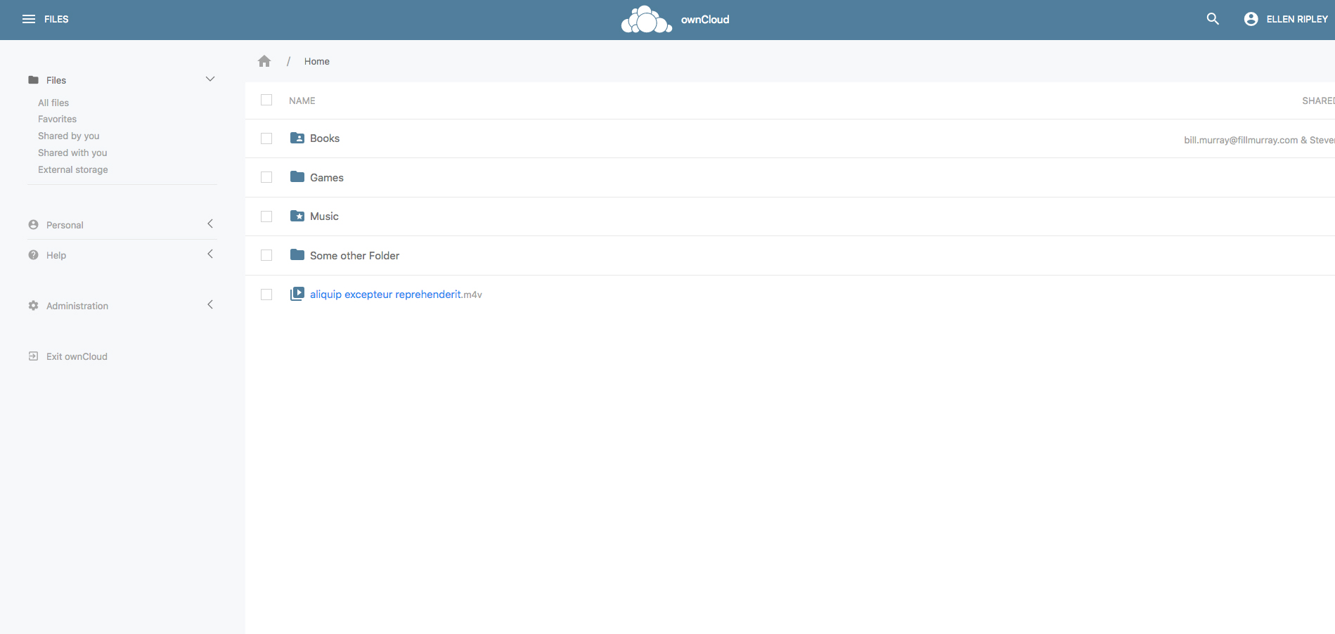ownCloud-Phoenix-Files-View-extended