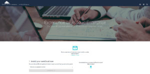 ownCloud marketplace enterprise trial step by step