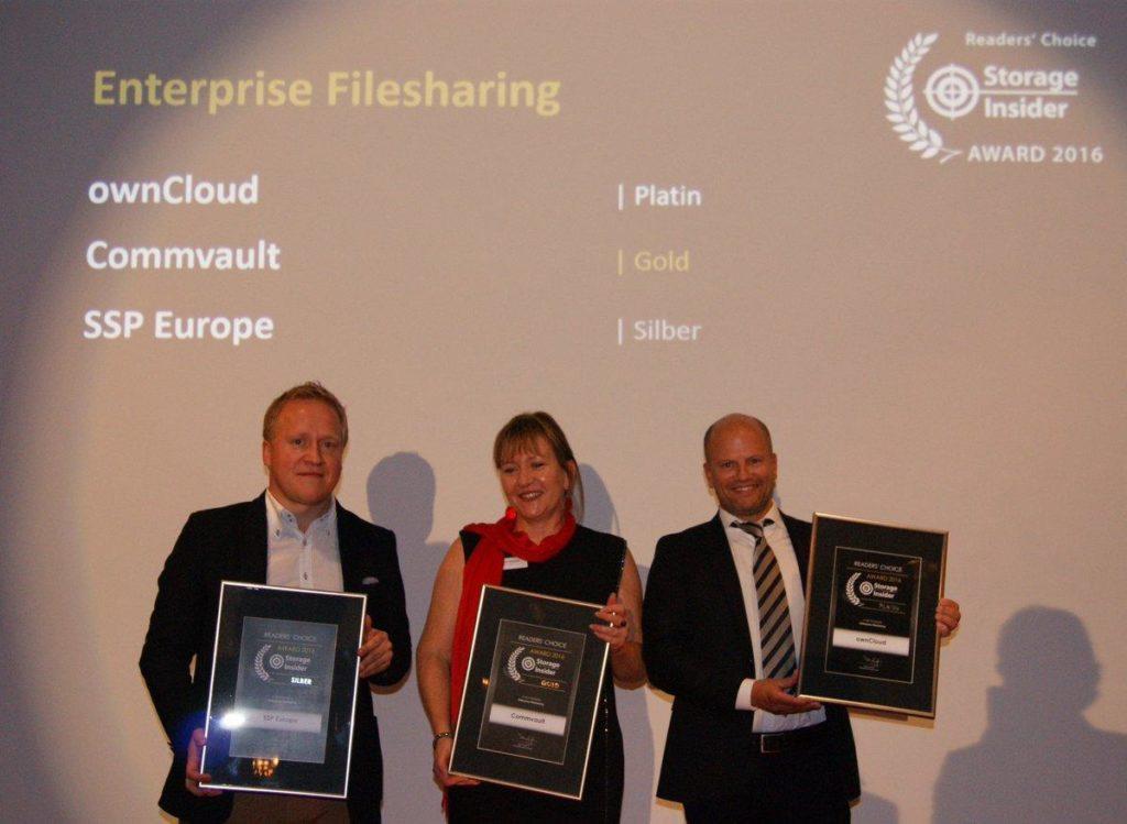 top 3 award