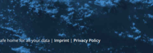 ownCloud privacy policy