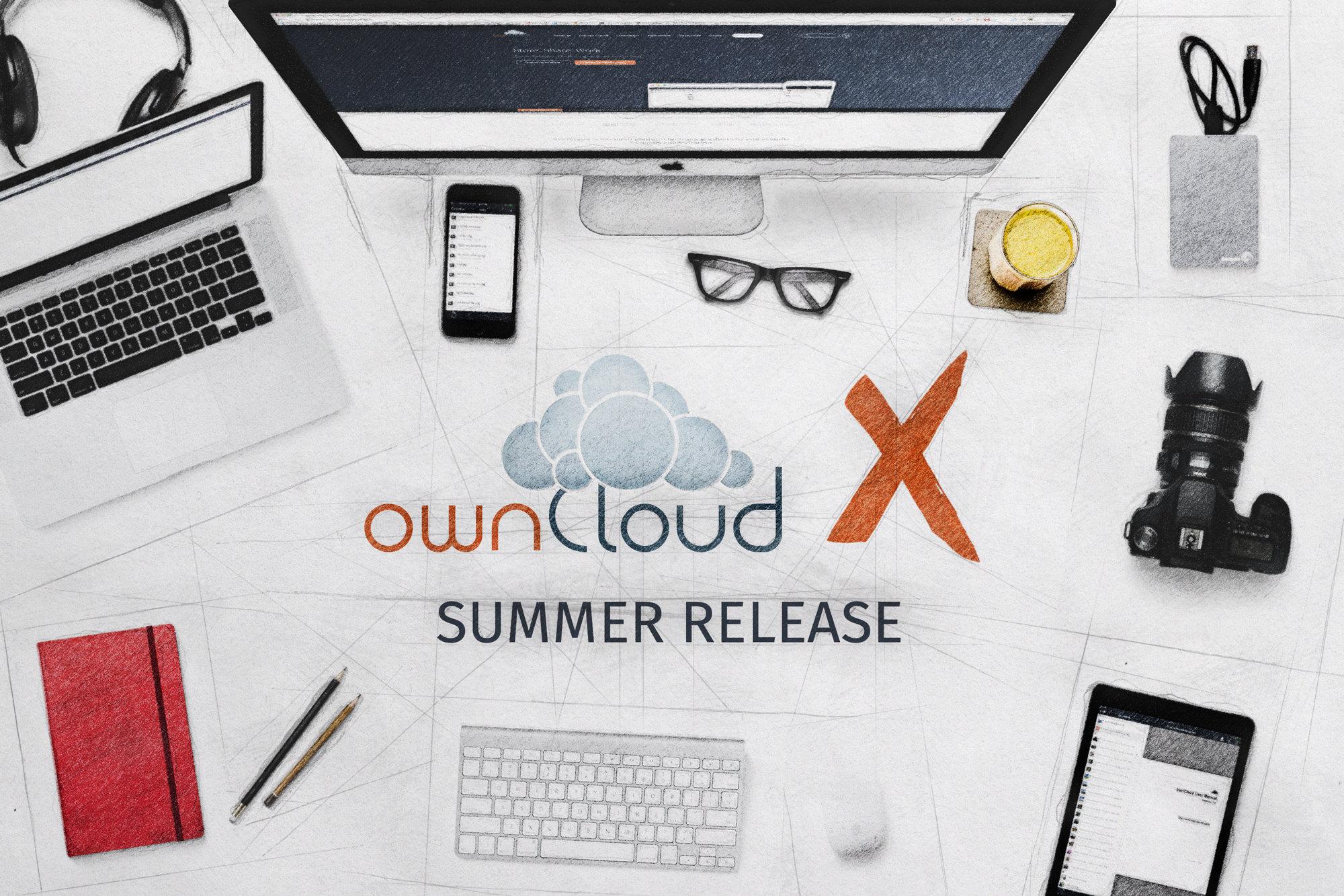 ownCloud X Summemer Release