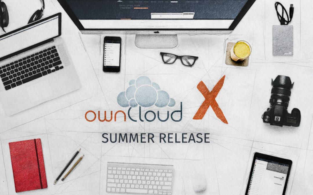 ownCloud Server 10.0.9 Release