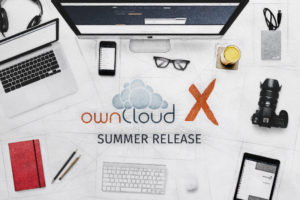 ownCloud X Summer Release 10.0.9