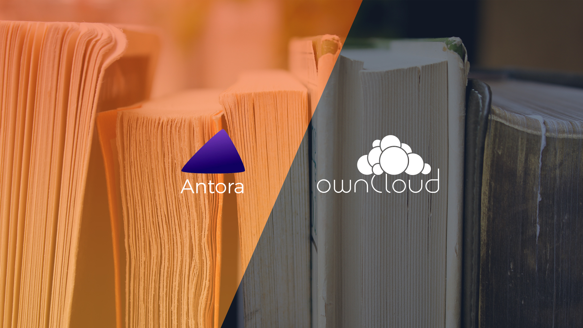 ownCloud documentation migrating to Antora