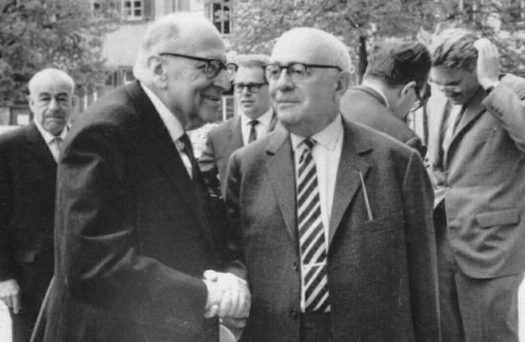 ownCloud Adorno Horkheimer