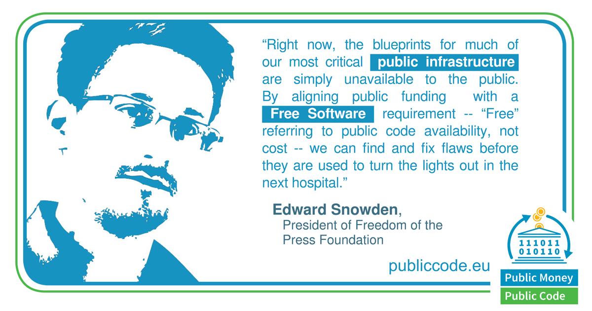 ownCloud open source public money snowden