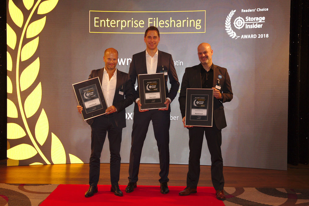 IT Award EFSS