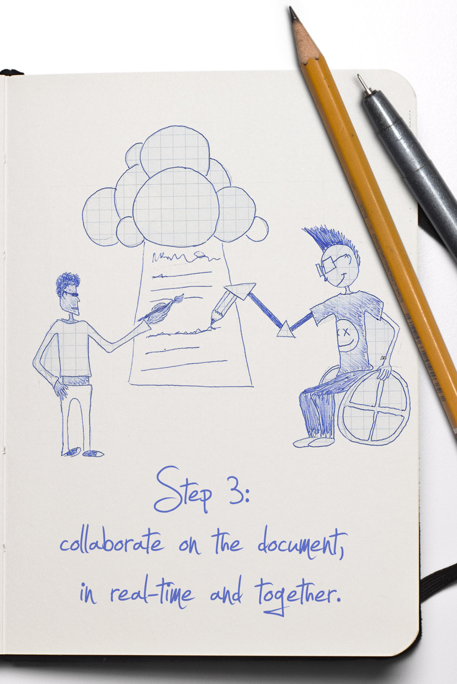 ownCloud Collabora collaborative editing
