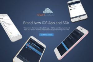 ownCloud - new iOS SDK