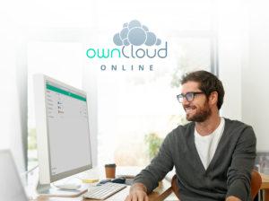 ownCloud.online Keyvisual