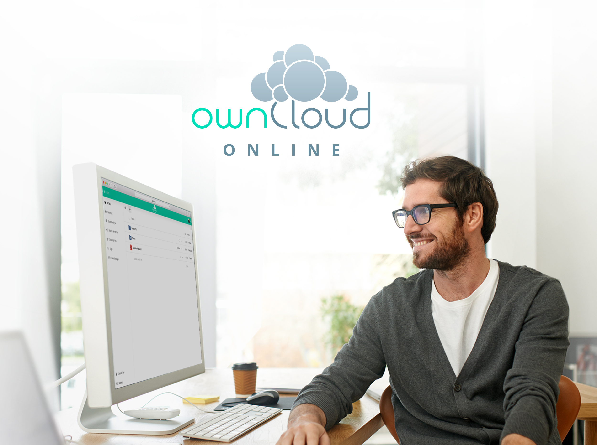 ownCloud online Keyvisual
