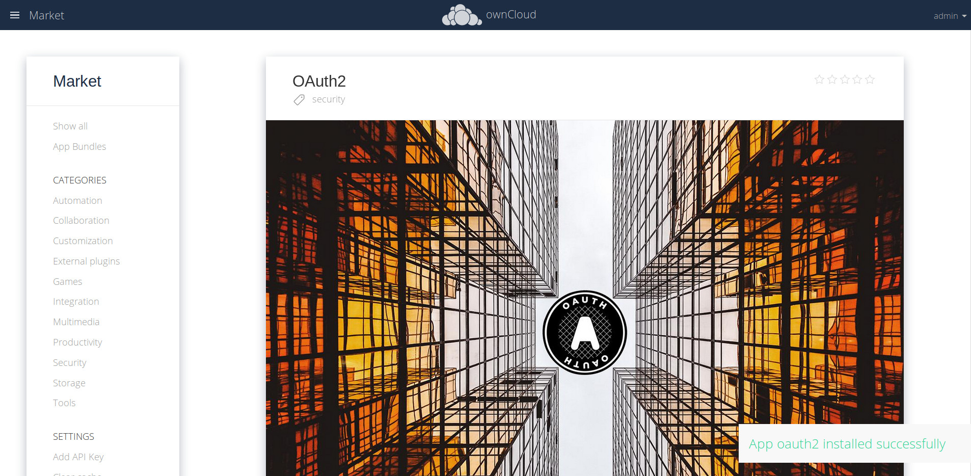 How to Use Two-Factor Authentication With the ownCloud