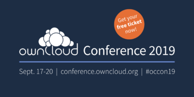ownCloud Conference 2019