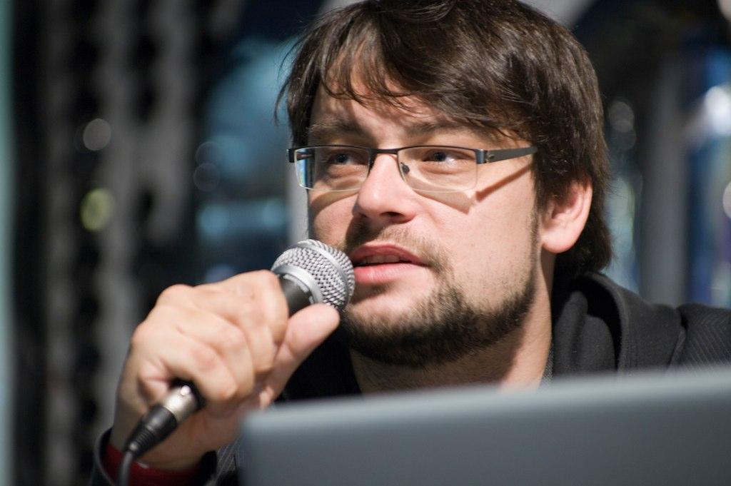 Michael Seemann auf der re publica10