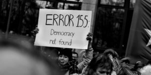 ownCloud error 155 democracy not found