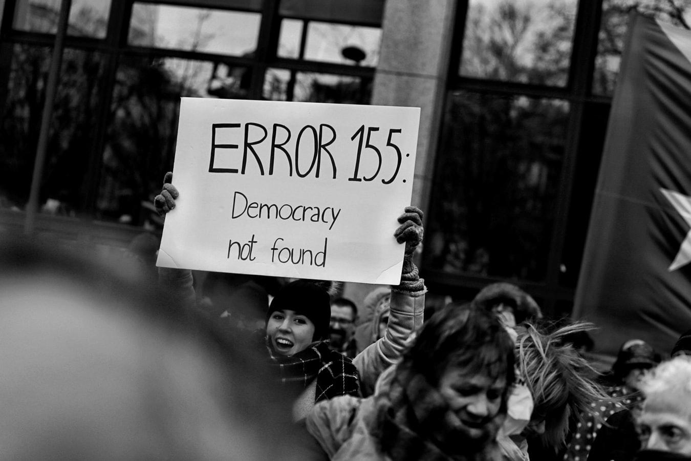 ownCloud error 155 democracy not found