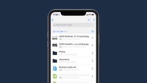ownCloud iOS app update