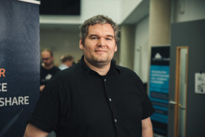 Porträtfoto von Christian Schmitz, Chief Strategy & Innovation Officer bei ownCloud